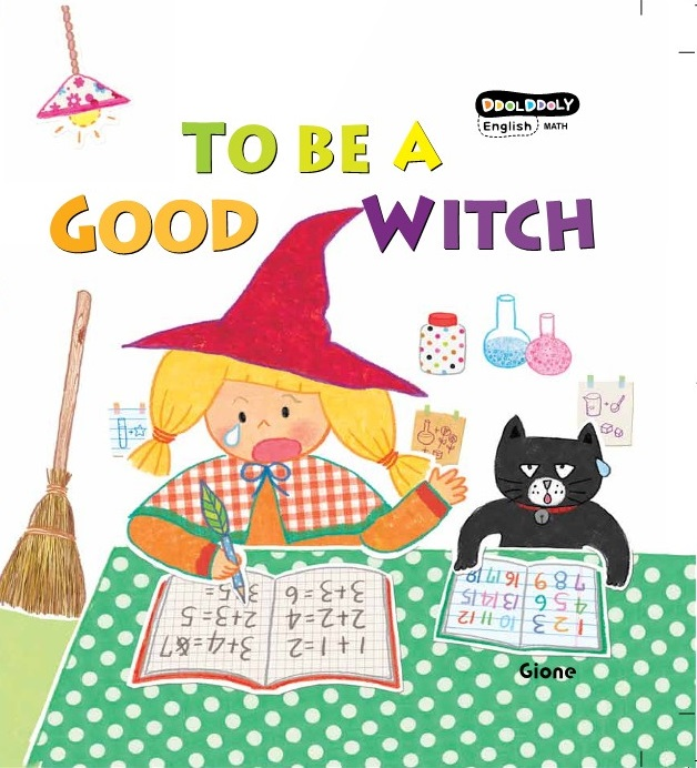DDOL DDOLY  TO BE A GOOD WITCH