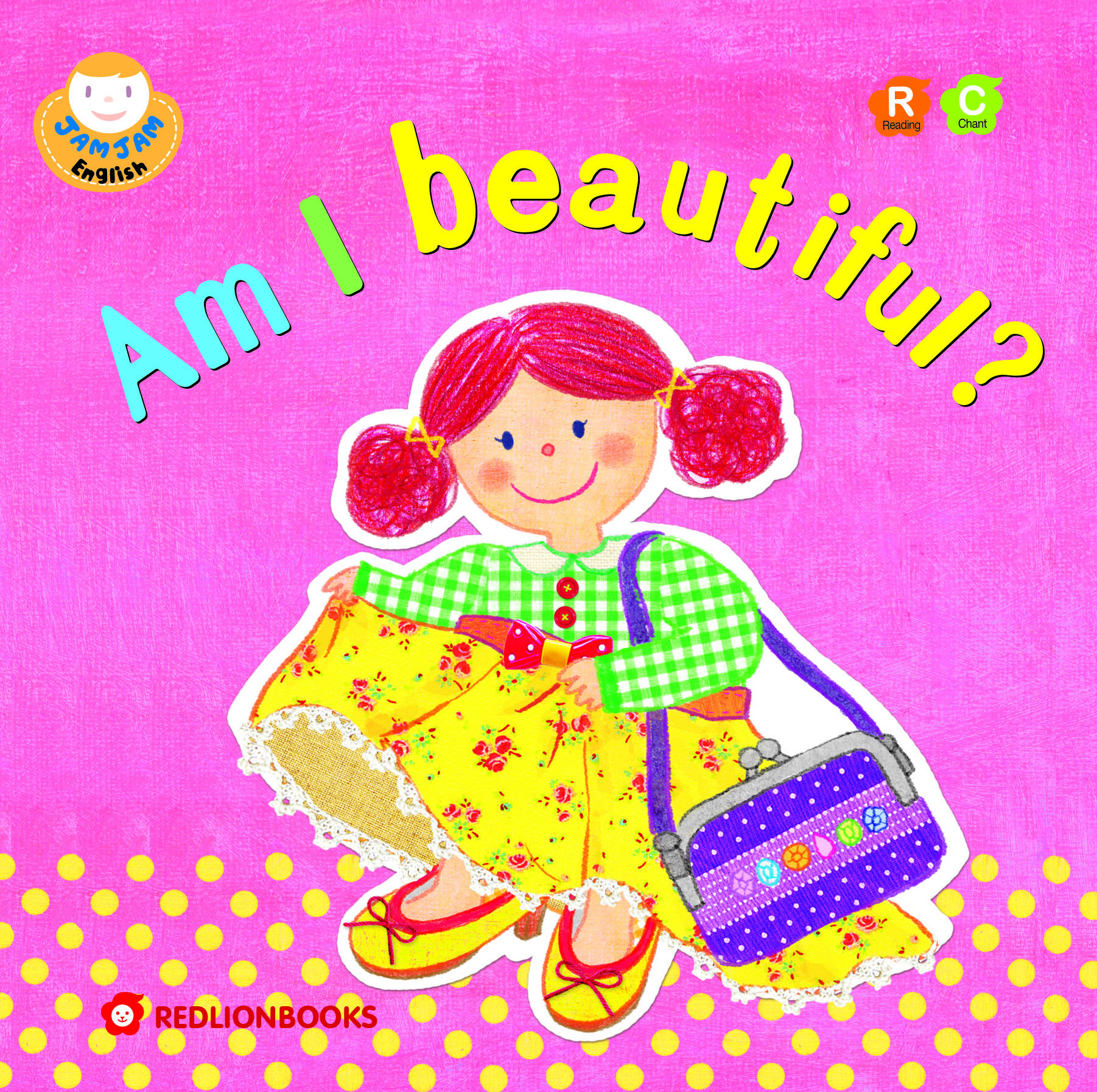 JAMJAM Enaglish AM I BEATIFUL?